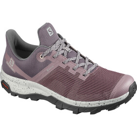 Salomon OUTline PRISM GTX Sko Damer, pink